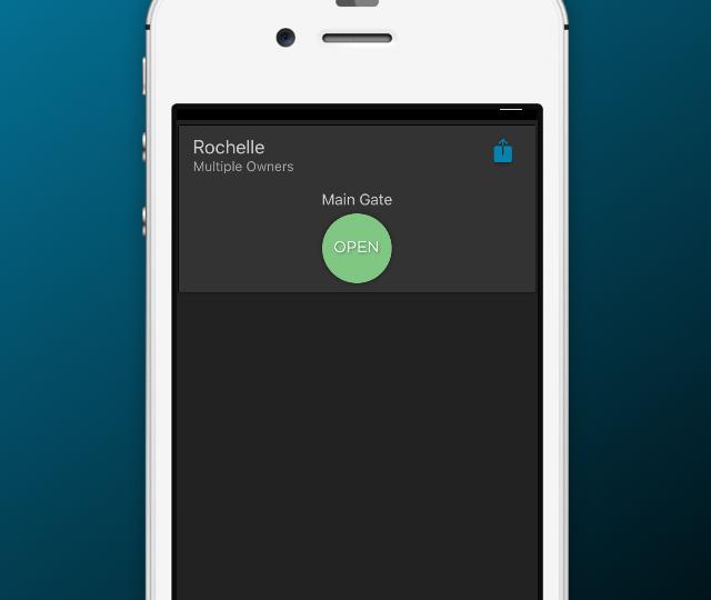 Nimbio Access Control App