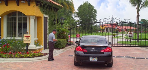 Gated Community Security Guard