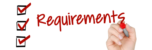 Gated Community Requirements